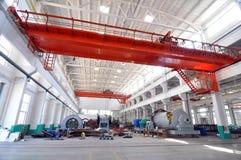 Industrial Crane Royalty Free Stock Image