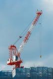 Industrial crane Royalty Free Stock Photos