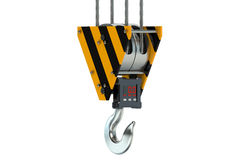 Industrial crane scale Stock Image
