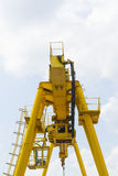 Industrial crane  Stock Photography