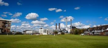 Industrial Cricket Stock Image