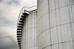 Industrial Deposit Stock Image