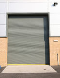Industrial Despatch Door Stock Image