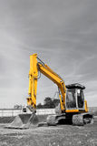 Industrial Digger Royalty Free Stock Photography