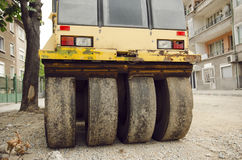Industrial Digging Machine Royalty Free Stock Images