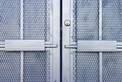 Industrial Door 1 Royalty Free Stock Photography
