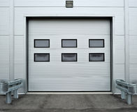 Industrial door Royalty Free Stock Image