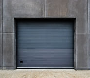 Industrial door Stock Photography