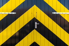 Industrial doors Royalty Free Stock Photography