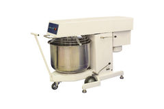 Industrial dough mixer Royalty Free Stock Photo