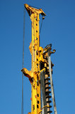 Industrial drill Stock Photos