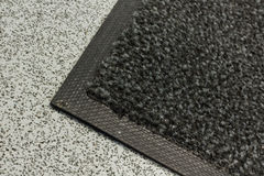 Industrial Dust Mat Royalty Free Stock Images