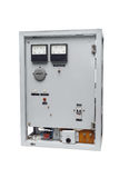 Industrial electrical overload protection Stock Image