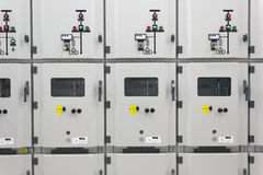 Industrial electrical substation stock images