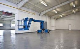 Industrial Elevated Crane Platform Royalty Free Stock Photo