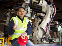 Industrial engineer Stock Photos