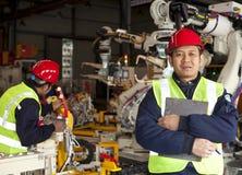 Industrial engineer stock photos