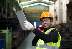 Industrial engineer Stock Images