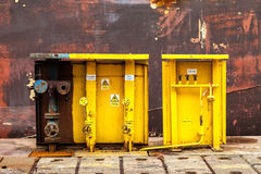 Industrial equipment Stock Photography