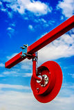 Industrial equipment. Details 2 Royalty Free Stock Photos