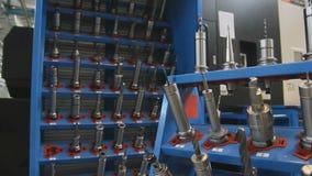 Industrial  equipment stock video footage