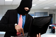 Industrial espionage Royalty Free Stock Images