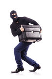 Industrial espionage Stock Image