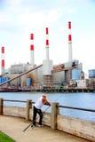 Industrial Establishment royalty free stock photography