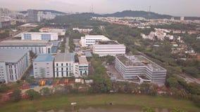 Industrial estate, Singapore Stock Photos