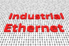 Industrial ethernet Stock Images