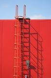 Industrial facade Royalty Free Stock Image