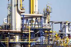 Industrial Facilities Stock Photography