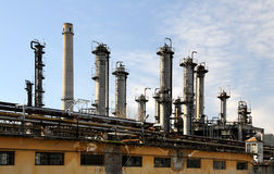 Industrial Facility Royalty Free Stock Image