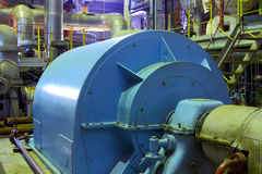 Industrial factory equipment. Royalty Free Stock Photography