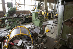 Industrial factory Stock Photos