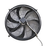 Industrial fan Stock Image