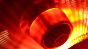 Industrial Fan. Close up of an electricIndustrialFan stock video