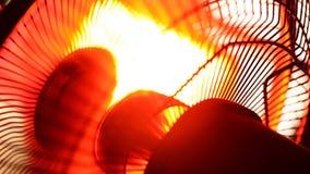 Industrial Fan. Close up of an electricIndustrialFan stock video footage