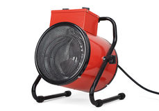 Industrial fan heater Stock Images