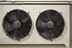 Hvac Fans stock photography