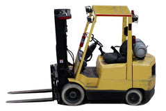 Industrial forklift Stock Photos