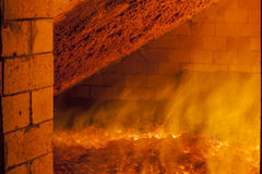 Industrial furnace Stock Photos
