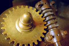 Industrial Gear Royalty Free Stock Photography