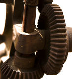 Industrial gear Royalty Free Stock Image