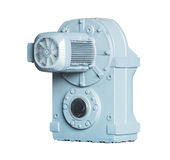 Industrial Gearbox Royalty Free Stock Photo