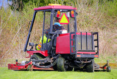Industrial Grass Cutter Royalty Free Stock Images