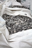 Industrial Gravel Royalty Free Stock Photography