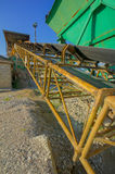 Industrial Gravel Quarry Royalty Free Stock Image