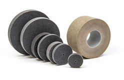 Free Industrial  Grinding And Polishing Wheels Stock Photo - 75414450