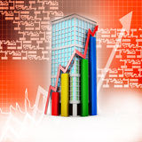 Industrial growth Royalty Free Stock Photo